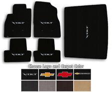 Chevrolet Volt 5pc Classic Loop Carpet Floor Mats - Choose Color & Logo