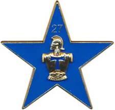 Etoile d'Eclaireur Skieur, 27° Cie Commandement Transmissions,Ber GS 162 (11107)