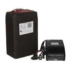 48 volts 20Ah LiFePO4 Battery Pack for Electric Bike Scooter 1000W Motor Ebike