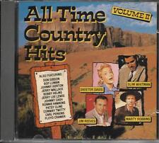 CD 16T COUNTRY SKEETER DAVIS/SLIM WHITMAN/JIM REEVES/MARTY ROBBINS ....NEUF