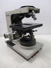 Bausch Amp Lomb Balplan Microscope Base With 1 Objective Lens