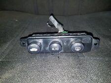 01 02 03 04 05 HONDA CIVIC TEMPERATURE CONTROL BUTTON ASSEMBLY PUSH SDN EX 90609
