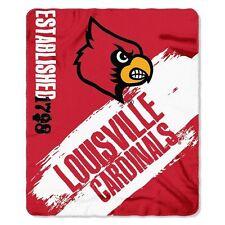 Louisville Cardinals NCAA Blankets