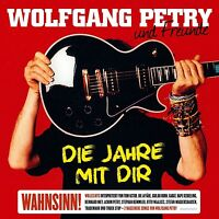 WOLFGANG PETRY - DIE JAHRE MIT DIR (OTTO WAALKES,...)  CD NEU