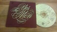 CD Indie The Yes Men - Prosody (12 Song) Promo WHITE JAZZ REC cb