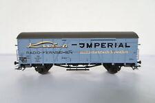 Märklin HO/AC 48161 Gedeckter Güterwagen Imperial Radio DB (CQ/107-10S6/28)