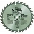 IRWIN Tools Classic Series Carbide Table / Miter Circular Saw Blades, 10Inch,