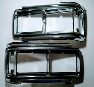 Toyota Land Cruiser FJ62 Light Case Bezel Headlight