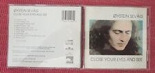 Oystein Sevag-Close Your Eyes and see-estados unidos BMG-CD: muy bien