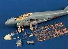Verlinden 1/48 Grumman A-6E Intruder Update Set (for Revell 4578) [with PE] 828