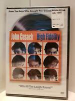 High Fidelity (DVD, 2000) John Cusack, Iben Hjejle, Jack Black, Catherine Zeta