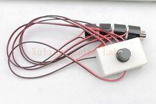 """Quad Tube amp bias tester for EL34 6V6 6L6 KT88 6550 KT120 7024""""mA""""test mode"""