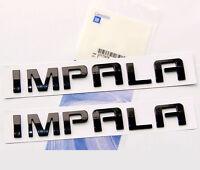 OEM NEW Rear Trunk Lid V6 Emblem Badge Nameplate Chrome 15-18 Impala 23191952