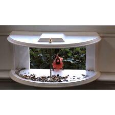 New Wooden Indoor Window Bird Feeder And Viewer, Bird Watching ~Home Decor~
