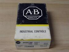 A-B Allen Bradley 73A803 Operating Coil