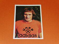296 GUY FORMICI TROYES AUBE TAF AGEDUCATIFS FOOTBALL 1974-1975 74-75 PANINI