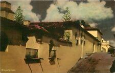 1940s Chichicastenango Guatemala Maysn Inn Central America postcard 2511