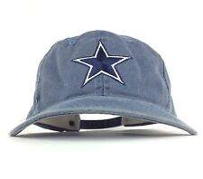 NFL Dallas Cowboys Game Day Blue Baseball Cap Hat Adjustable Adult Size Cotton