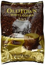OLD TOWN 3 in 1 Classic White Coffee, 21.2 Ounce, New, Free Shipping