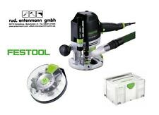 Festool Oberfräse OF 1400 EBQ Plus + Fräserbox 574398