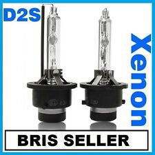 D2S D2R X 2 5000K Xenon HID Headlight Bulbs PN 66040 66240 85122 NEW
