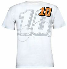Danica Patrick 2014 Chase Authentics #10 BIG Number Tee FREE SHIP, NEW!