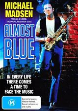 ALMOST BLUE MICHAEL MADSEN  BRAND NEW STILL SEALED DVD