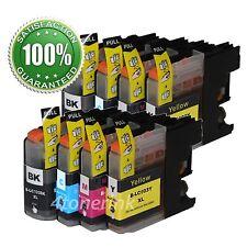 8x LC203XL LC-203 XL Ink Set  For Brother MFC-J4620DW MFC-J4420DW MFC-J5520DW