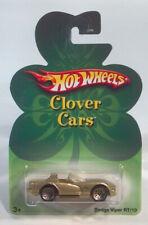 Hot Wheels Clover Cars Golden 1992 1993 1994 Dodge Viper RT/10 Diecast 2006 2007