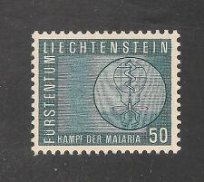 Liechtenstein #371 VF MINT NH - 1962 50rp Malaria Eradication - Medicine