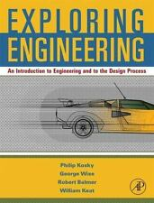 Exploring Engineering: An Introduction for Freshmen to Engineering and to the