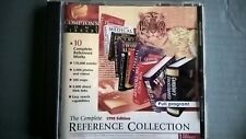 COMPTONS HOME LIBRARY - COMPLETE 1998 EDITION REFERENCE COLLECTION - PC PLUS