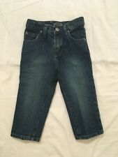 Baby Kids Toddler Boys Dkny Blue Jeans Sz 18 Months New