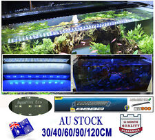 30-150CM Aquarium LED Lighting 1ft/2ft/3ft/4ft/5ft Marine Aqua Fish Tank Light