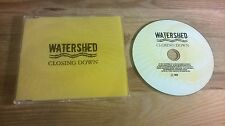 CD POP Watershed-closing Down (2) canzone PROMO Capitol SC