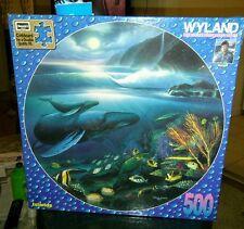 Islands 500 PIECE JIGSAW PUZZLE BY WYLAND New Sealed in Box