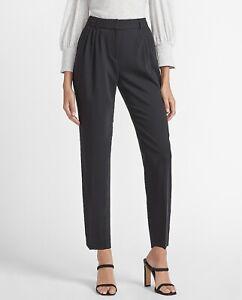 Las Mejores Ofertas En Pantalones Negros Express Para De Mujer Ebay