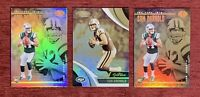 Lot of (3) 2018 Illusions Certified SAM DARNOLD Rookie #37 Gold Team RC Jets🔥