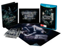 Project Zero Maiden Of Black Water Limited Edition Wii U Used SAME DAY SHIPPING