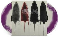 Norma Jean - Polar Similar Vinyl 2xLP Purple White Smash New Sealed