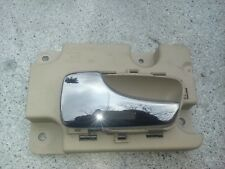 98 99 00 VOLVO S70 DOOR HANDLE INSIDE LEFT REAR 9152499 7847 OEM