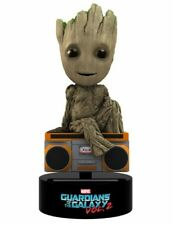 GUARDIANS OF THE GALAXY 2 - Body Knocker Solar Powered - Groot - 16cm NEW