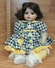 "Marie Osmond Fine Collectibles (C59106) ""Olive May"" 24"" Porcelain Doll"