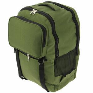 Carp Fishing Rucksack Bag Stalking Bag Side Elastic For Bank Sticks Bite Alarms