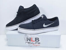 Nike Satire Mid (Gs) 684809-002 black/white Size 7Y