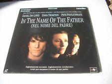 NEL NOME DEL PADRE   2LD / laserdisc film in italiano