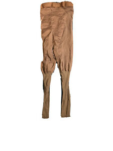 Spanx Brown High-Waisted Sheers WOMENS SIZE C ZP-7901