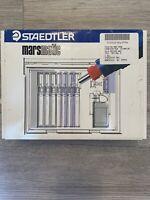 STAEDTLER ® Mars Matic 700 Pens Technical Drawing Pen Set - S7 NOS