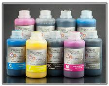 RIHAC 250ml Refill Pigment Ink Set for Epson Stylus 3800 T5801 T5809 Cartridges