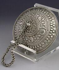 Inhabituel South East Asian Silver Box c1900 Sumatra antique